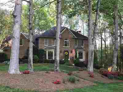 Spartanburg Single Family Home For Sale: 305 Thornhill Dr