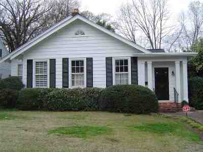Spartanburg Single Family Home For Sale: 548 Norwood St