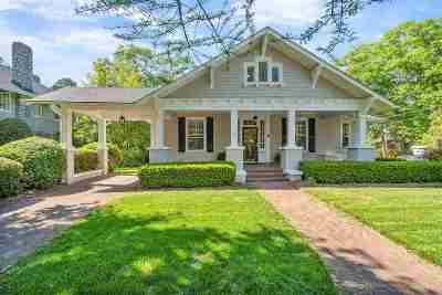 Spartanburg Single Family Home For Sale: 626 Otis Boulevard