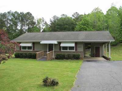 Campobello Single Family Home For Sale: 16374 Asheville Hwy