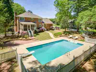 Single Family Home For Sale: 218 Bruton Place
