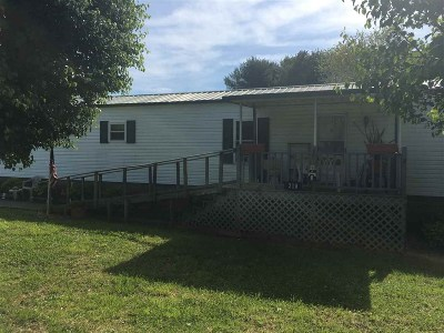 Campobello Mobile Home For Sale: 210 Cooley Circle