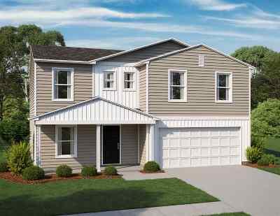 Lyman Single Family Home For Sale: 94 Lyman Lake Road