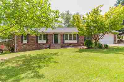 Greenville Single Family Home For Sale: 406 Del Norte Rd