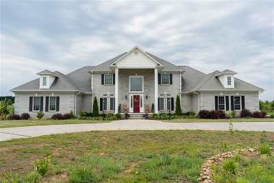 Chesnee Single Family Home For Sale: 745 Peachtree Rd