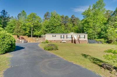Woodruff Mobile Home For Sale: 3210 Price House Road