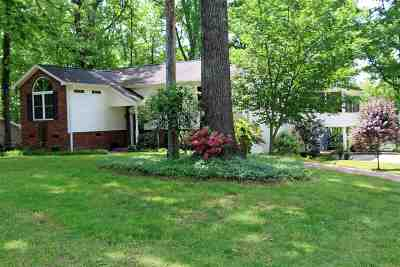 Inman Single Family Home For Sale: 260 Sunward Path