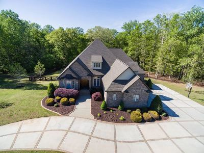 Woodruff Single Family Home For Sale: 155 Tyger Farm Lane