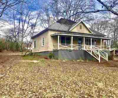 Greenville County, Spartanburg County Single Family Home For Sale: 60 Old School House Rd