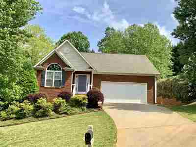Moore Single Family Home For Sale: 226 Kingsley Park Drive