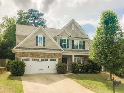 Greer Single Family Home For Sale: 9 Valley Fall Court