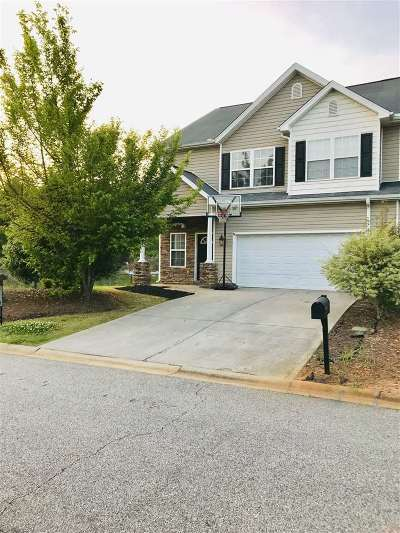 Simpsonville Single Family Home For Sale: 1 Rivers Edge Circle