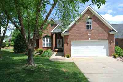 Spartanburg Single Family Home For Sale: 142 Roberts Meadow Loop