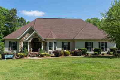 Woodruff Single Family Home For Sale: 1112 Casey Road