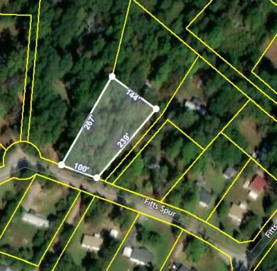 Greer Residential Lots & Land For Sale: 109 Fitts Spur