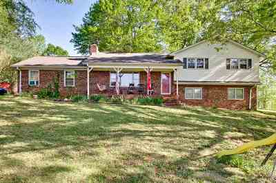 Inman Single Family Home For Sale: 441 Old Burnett Road
