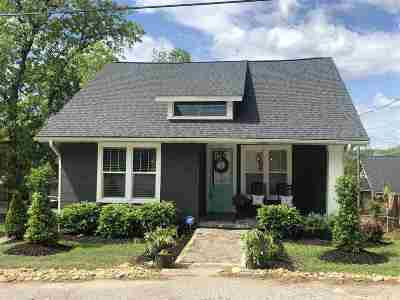 Greenville Single Family Home For Sale: 1214 1st Avenue
