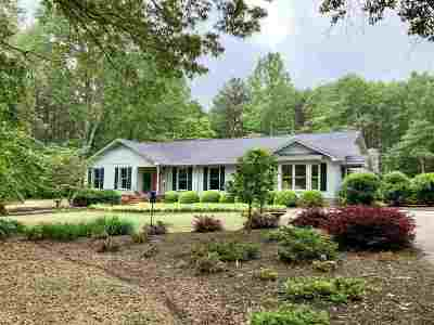 Spartanburg Single Family Home For Sale: 391 Indian Creek Road