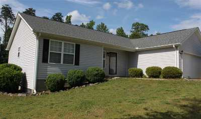 Lyman Single Family Home For Sale: 278 Fisher Lake Road