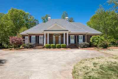 Spartanburg Single Family Home For Sale: 122 Commons Drive
