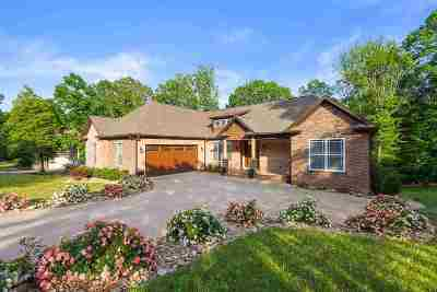 Single Family Home For Sale: 413 Overlook Ct