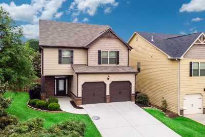 Greenville Single Family Home For Sale: 1 River Valley Lane