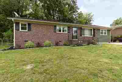 Greer Single Family Home For Sale: 102 Pinewood Drive