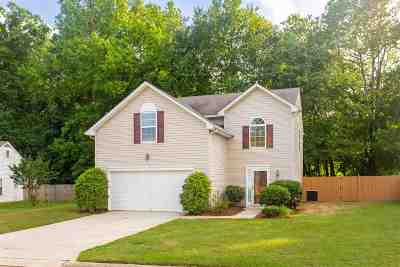 Simpsonville Single Family Home For Sale: 8 Brookhaven Way