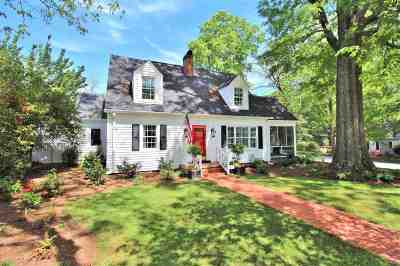 Spartanburg Single Family Home For Sale: 331 Mills Ave