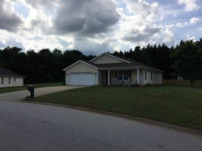 Greer Single Family Home For Sale: 8 Red Quail Ln