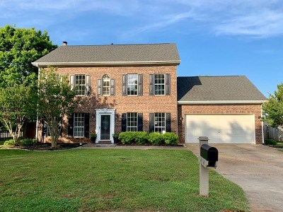 Greer Single Family Home For Sale: 414 Rosehaven Way