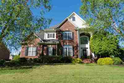 Moore Single Family Home For Sale: 471 Meathward Circle