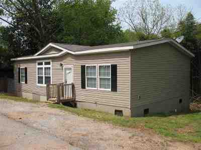 Jonesville SC Mobile Home For Sale: $64,900