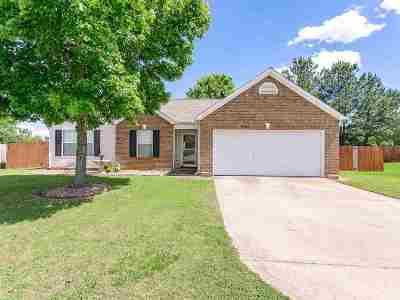 Moore Single Family Home For Sale: 311 Bloomfield Ct