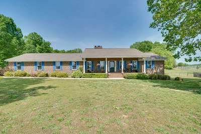 Single Family Home For Sale: 135 Acker Road
