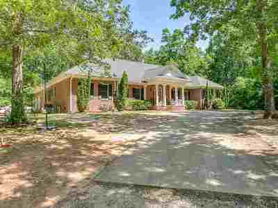 Greer Single Family Home For Sale: 640 Babe Wood Rd