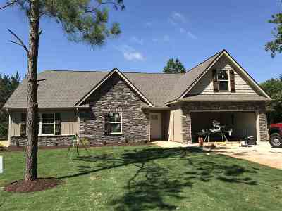 Inman Single Family Home For Sale: 330 Broken Chimney Rd