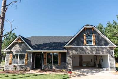 Inman Single Family Home For Sale: 320 Broken Chimney Rd