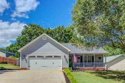 Taylors Single Family Home For Sale: 2 Meadow Hill Way