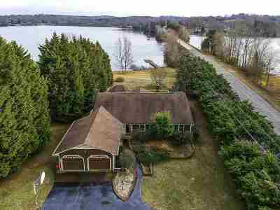 Inman Single Family Home For Sale: 110 Wall Ct