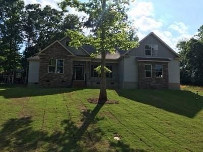 Lyman Single Family Home For Sale: 101 Kalkora Ct