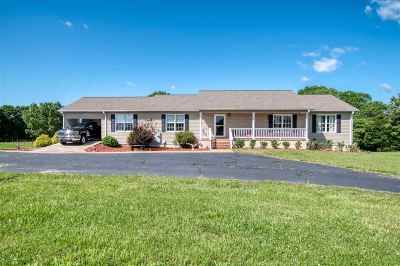 Woodruff Single Family Home For Sale: 1515 Old Switzer Road