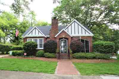 Spartanburg Single Family Home For Sale: S 129 Fairview Avenue