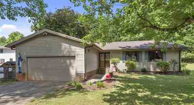 Taylors Single Family Home For Sale: 1003 Hollow Oak Drive