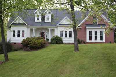 Greer Single Family Home For Sale: 110 Holly Lane