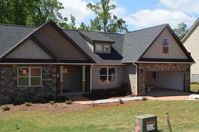 Chesnee Single Family Home For Sale: 524 Sedona Ct
