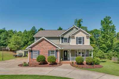 Inman Single Family Home For Sale: 434 Flowerwood Lane