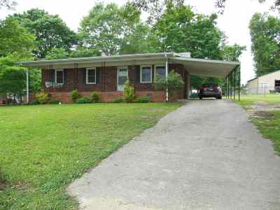 Woodruff Single Family Home For Sale: 7 Cedar Ln.