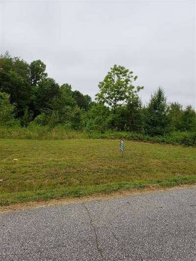 Campobello Residential Lots & Land For Sale: Walnit Hill Church Road