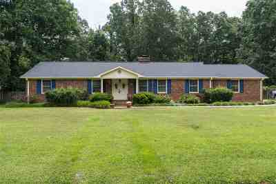 Spartanburg Single Family Home For Sale: 105 Fairway Drive